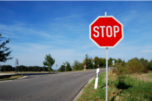 Talk Like a Stop Sign in Spoken English
